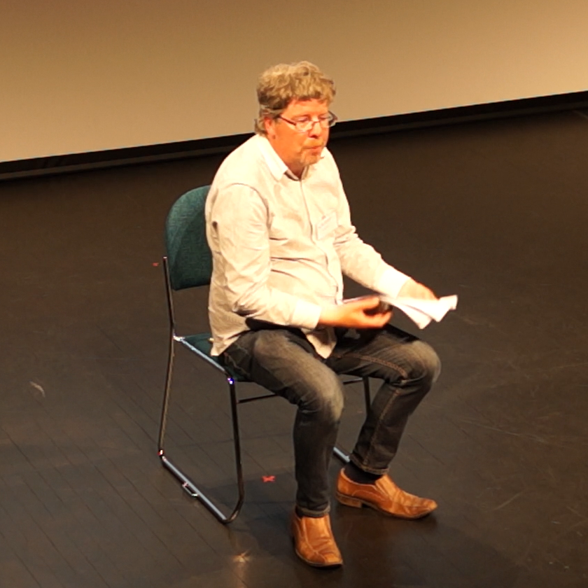Paul Hudson, Festival Theatre representative image